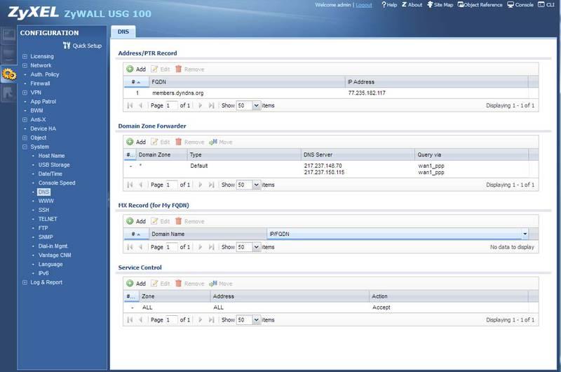 zyxel router vmg8924-b10a firmware update